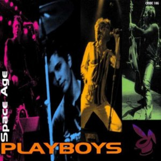 Space Age Playboys - New Rock Underground (1998)