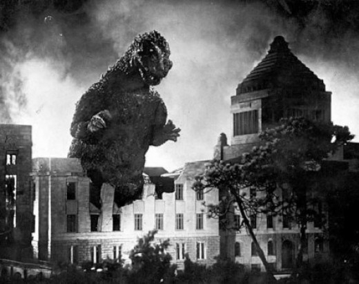 Born: Gojira ~ Birth Date:  November 3, 1954 ~ Birth Weight:  20,000 Tons ~ Birth Height:  164 Feet