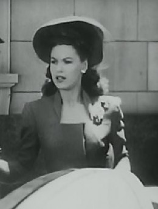 Shirley Patterson as Linda Page