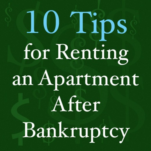 Find An Appartment: 10 Tips For Renting An Apartment After Bankruptcy