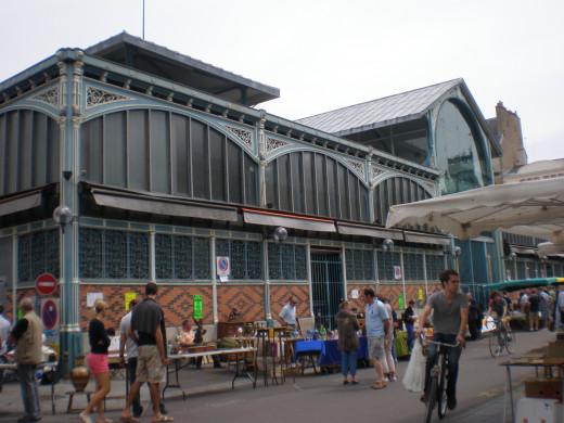 Les Halles, Dijon