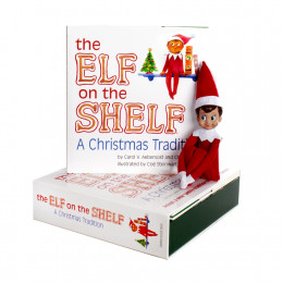 Picture of the Elf, Book and DVD