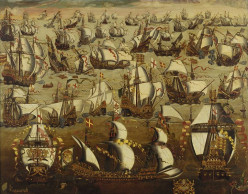 The Anglo-Spanish War: The Spanish Armada