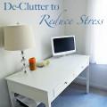 How De-Cluttering Can Help Reduce Stress
