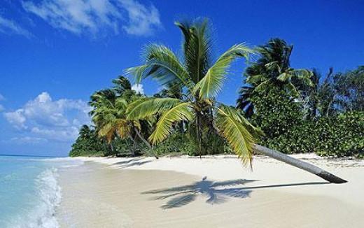 Lovely Caribbean Beaches