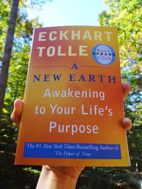 """The primary cause of unhappiness is never the situation but your thoughts about it."" ― Eckhart Tolle, A New Earth: Awakening to Your Life's Purpose"