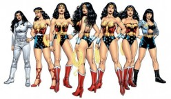 Wonder Woman Costume History