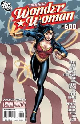 Wonder Woman in Pants