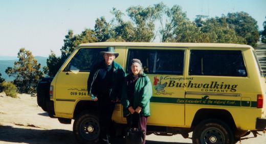 The Bushwalkers' Tour