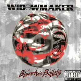 """""""Blood and Bullets"""" album cover"""