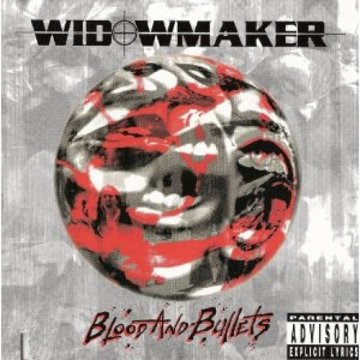 """Blood and Bullets"" album cover"