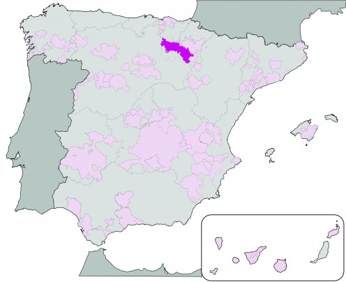 Rioja Wine Region