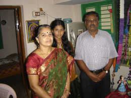 Navaratri ladies festival celebrations in South INdia