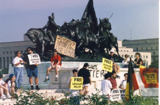 Demonstration, Washington DC