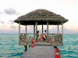 Canouan romantic spot