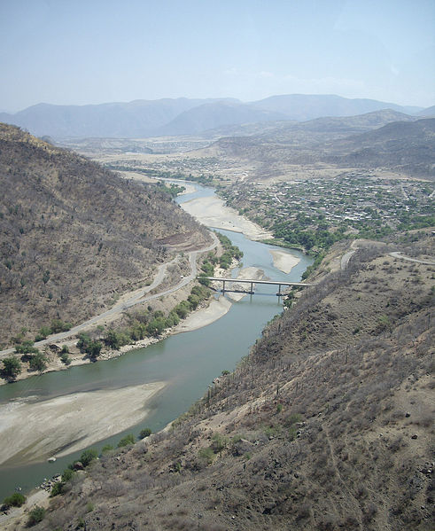 Balsas River, Guerrero, Mexico