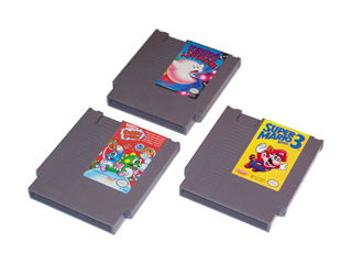 Kirby's Adventure, Super Mario Bros. 3, and Bubble Bobble. 3 NES classics you could be enjoying again very soon with this super-effective game cleaning method.