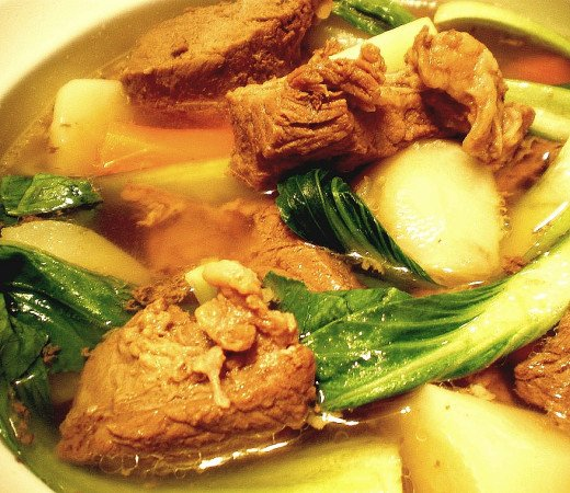 Tender beef, luscious vegetables all in a tasty thin broth. Slow cooked Nilagang Baka is wonderful as a snack or as a main meal served over a serving of rice.