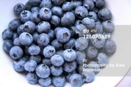 Blue Berries.