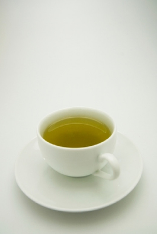 The chemicals in green tea promotes better memory and spatial skills.
