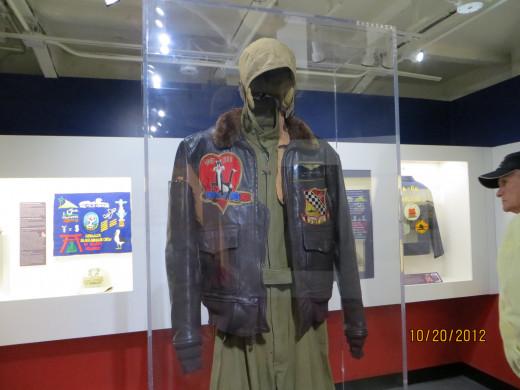 A pilot's uniform