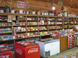 The Old Fashioned General Store, this is not a picture of Cottage Craft Works.