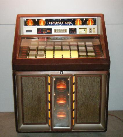 AMI/Rowe Jukebox 1963 Model