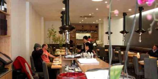 Check out the restaurants public domain