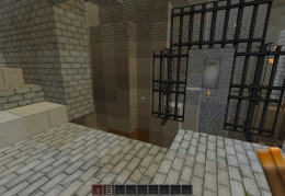 Minecraft Stronghold seed screenshot 2