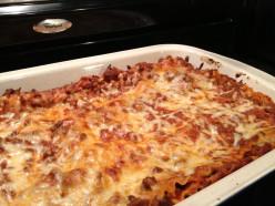 No ricotta cheese lasagna