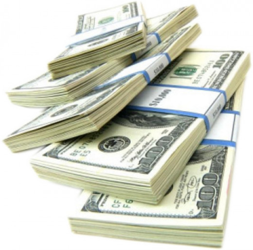 pic of stack of money