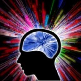 Marilu Henner's brain is somewhat different.