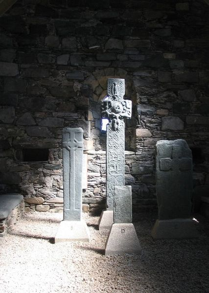 Early Christian crosses, Keills Chapel