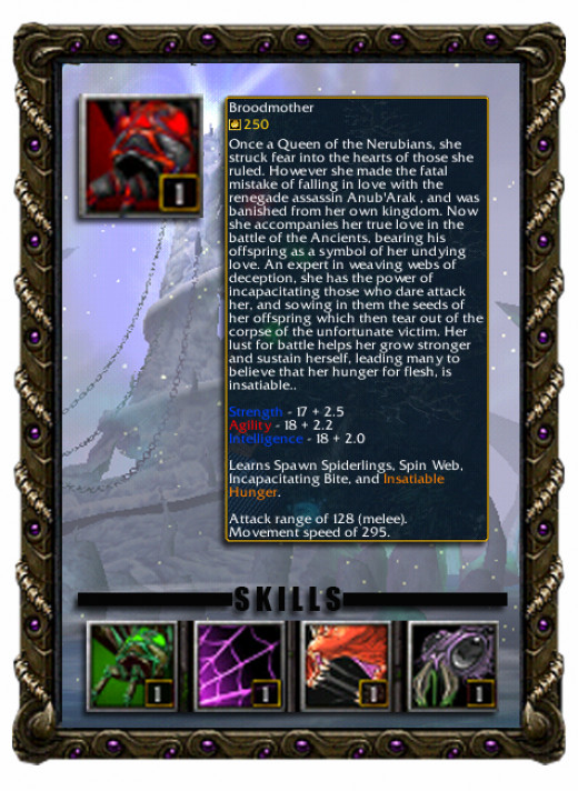Broodmother Profile