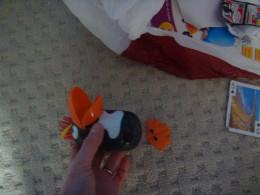 throw away broken toys