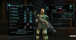 XCOM Enemy Unknown Heavy Class Soldier