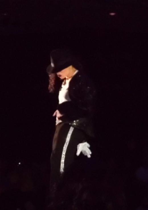 Billie Jean: Michael Jasmine