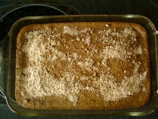 Coffee Crumble Coffee Cake