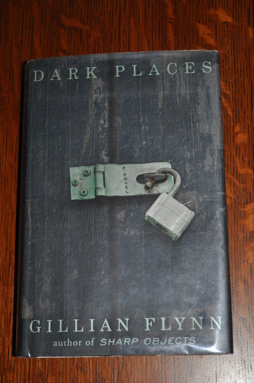 My library copy of Dark Places