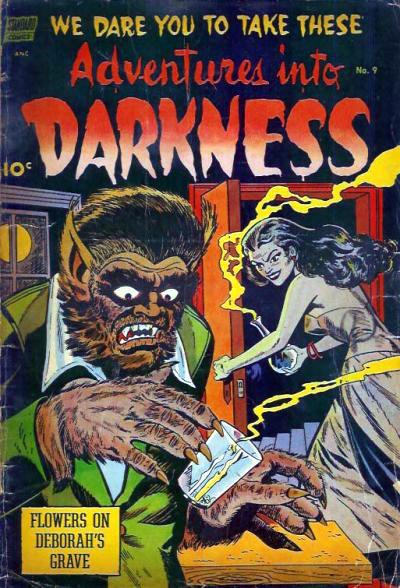 Adventures Into Darkness #9