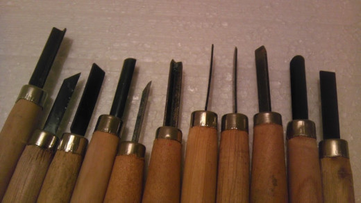 Whittling tools