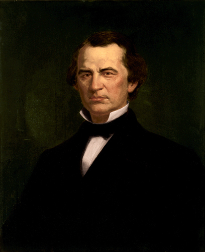 Andrew Johnson, 17th President