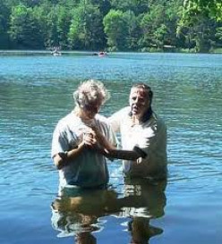 The meaning of Baptism