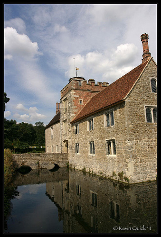 Ightham Mote from Leightonian Source: flickr.com.