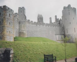 The History of Arundel Castle