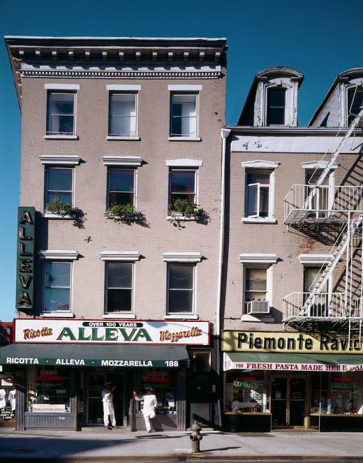 Italian restaurant in Brooklyn, NY