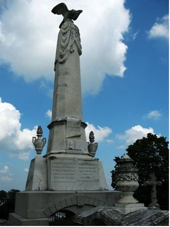 Andrew Johnson Gravesite & National Cemetery