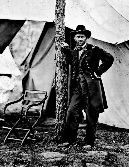 Ulysses S. Grant, Civil War General & 18th President