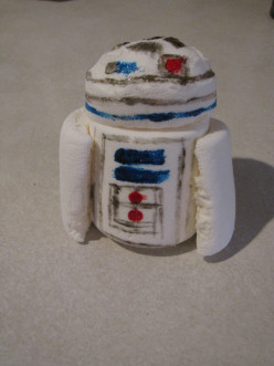 R2D2 Marshmallows