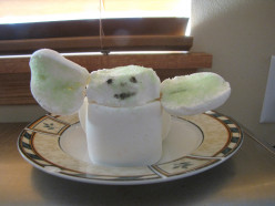 Yoda Marshmallows